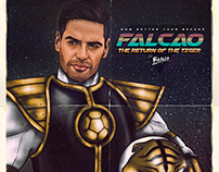 "Falcao ""The Return of the Tiger"" 