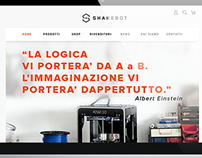 Sharebot | Website Restyling