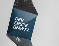 BMW X2 Invitation