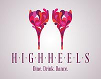 High Heels Brand Identity