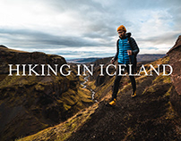 HIKING IN ICELAND / Work for Dachstein