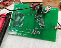 MWPC debug board