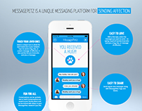 MessagePetz iOS Messaging App