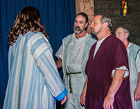Passion Of Christ 2013