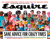 Esquire - Art Direction + Design