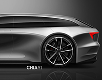 Sport Sedan Concept - Shootingbrake type