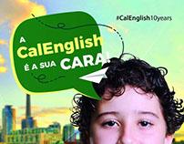 Campanha de Rematrícula 2018 - CalEnglish