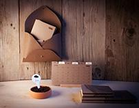 Gift box/Grow box