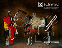 ZFotoFest / Photography Festival Design