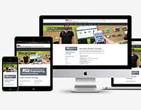 ASU Graphic Information Technology Master's Website