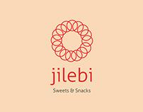 JILEBI - Branding Design for Sweet Shop