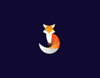 Fox - Logo Animal