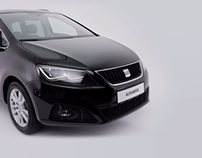 SEAT Alhambra Interactive YT Video