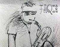 Sketch. Kirill