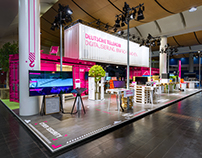 Exhibition Design |Deutsche Telekom Hannover Messe 2016