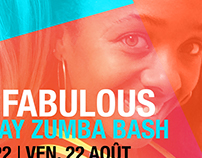 40th and Fabulous Birthday Zumba Bash