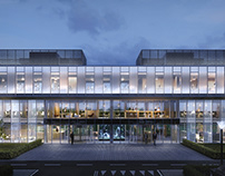 Office HQ - Aarstiderne Arkitekter / Sweco