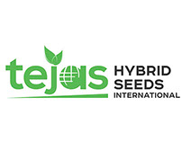 Tejas Hybrid Seeds Logo & Packaging Design