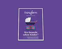 transform - Magazin für das Gute Leben No4