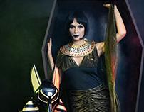 Egyptian Queen Photoshoot