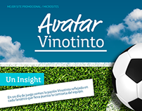 Telefónica Movistar - Avatar Vinotinto