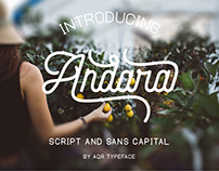 Andara Script ( Free )
