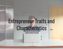 Entrepreneur Traits and Characteristics