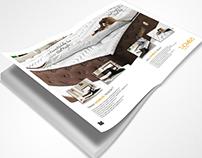 HOMEVS Dergi ilanı