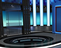 Standing News Set (Virtual)