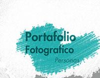 """Portafolio Fotografico """"Personas"""""""