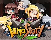 Game Design: Ninja Story