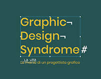 Graphic Design Syndrome / picturebook