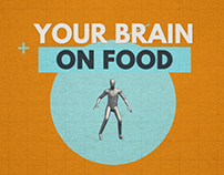 Ted Ed - You Brain and Food