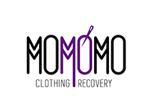 Momómo logo design
