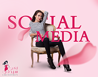LAKI SAYDATI | Social Media Designs