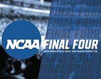 NCAA Final Four Environmental Design