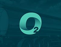 O2 Distribuidora // Branding