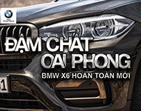 BMW X6 lauching