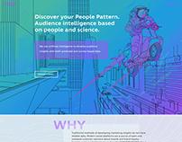 People Pattern Branding and Web Design