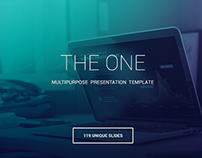 The One Presentation Template