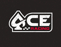 ACE Offroad/Racing Brand Identity.