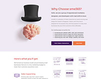 Web Design for sme365