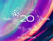 Edeavor – Gala 20 años