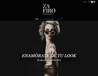 Zafiro - WEBSITE
