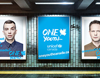 UNICEF Canada | One Youth Campaign