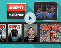 ESPN - Motion Graphics