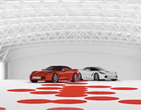 Ooredoo - Corvette Stingray 2015