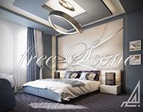 Free Scene Modern Bedroom Qatar