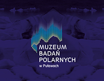 The Polar Research Museum project in Pulawy x branding