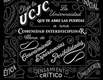 UCJC Wall